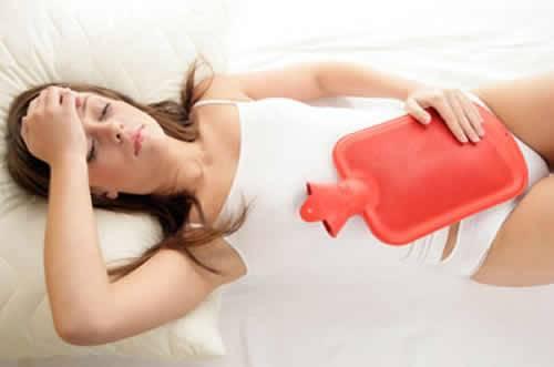 Menstruação - Sintomas na Mulher