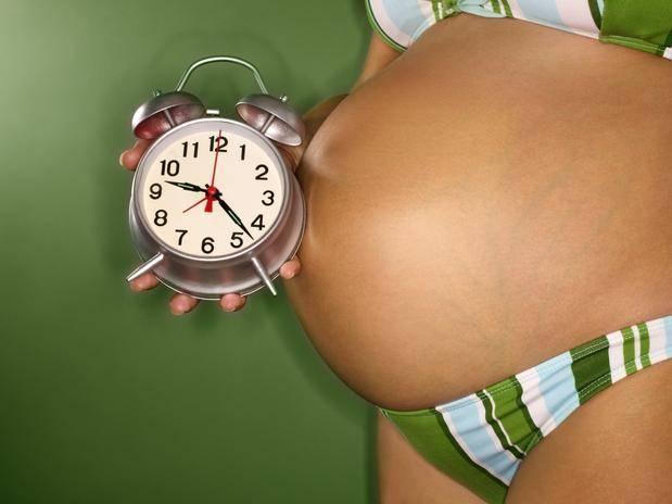 gravidez tempo